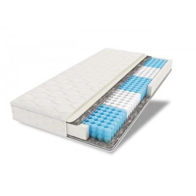 Кровать металлическая полуторная с матрасом недорого купить