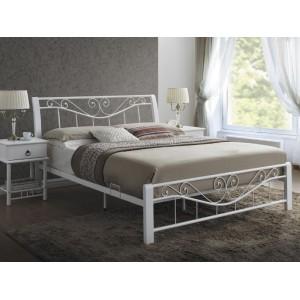 Кровать Signal Parma 160 (белая)